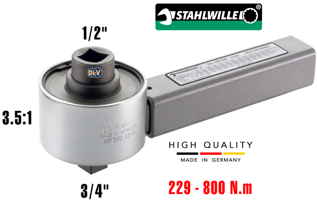 co le nhan luc Stahlwille MP300-800, co le siet luc Stahlwille MP300-800, Stahlwille multiplier torque wrench MP300-800